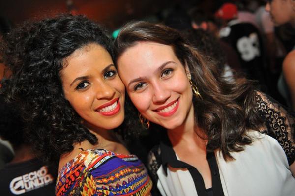 Thalita Samara e Vanessa Cézar (Luis Xavier de França/Esp. CB/D.A Press)