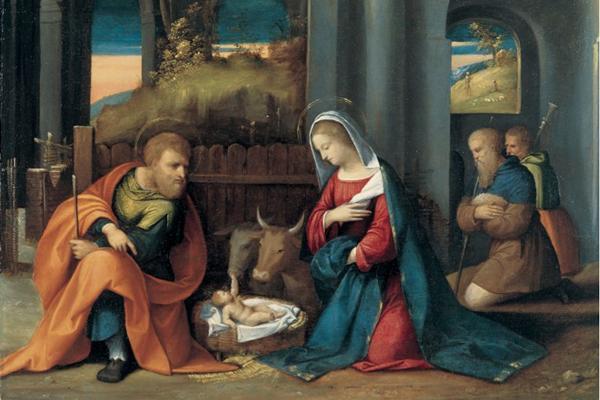 Obras de Leonardo da Vinci, Rafael Sanzio, Sandro Botticelli, Donatello e Michelângelo estão no acervo da mostra Mestres do Renascimento %u2014 Obras primas italianas no CCBB (Civita Arte/Divulgação)