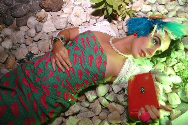 Catarina dee Jah se apresenta nesta sexta-feira (11/10), no La Ursa (Marcelo Lyra/Divulgação)