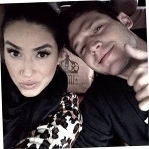 Dani Bolina foi casada com Mateus Verdelho e Rapphael Lacchine era namorado de Bárbara Evans (Reprodução/Instagram@dbolina)