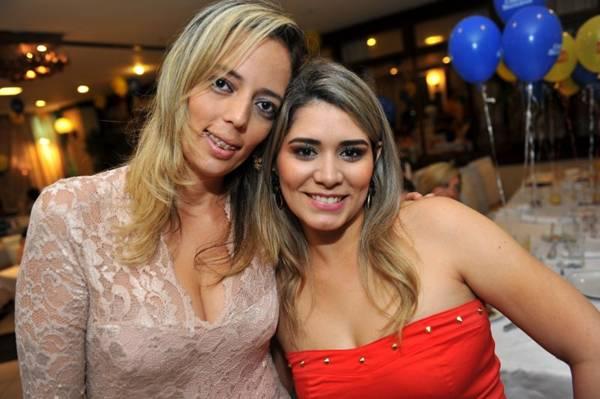 Renata Lemos e Camila Cristina (Luis Xavier de França/Esp. CB/D.A Press)