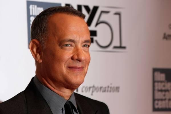 Hanks geralmente altera o peso corporal em função da carreira (Jemal Countess/Getty Images/AFP)