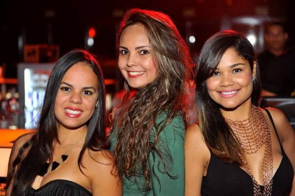 Mariana Homero, Jeiza Paula e Ana Cecília Nunes (Luis Xavier de França/Esp. CB/D.A Press)