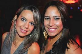 Fabiane Farias e Michaela Lopes (Luis Xavier de França/Esp. CB/D.A Press)