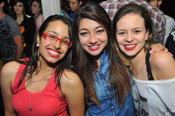 Thamilis de Queiroz, Rebecca Sandys e Gabriela Holbylon (Luis Xavier de França/Esp. CB/D.A Press)