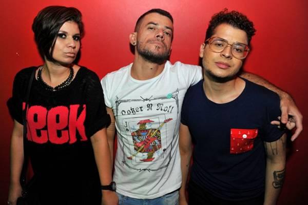 Marcella Cristine, Nathan França e Naldo Costa (Luis Xavier de França/Esp. CB/D.A Press)