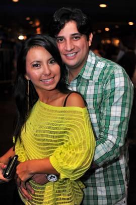 Fernanda Barbosa e Alonso Barbosa (Luis Xavier de França/Esp. CB/D.A Press)