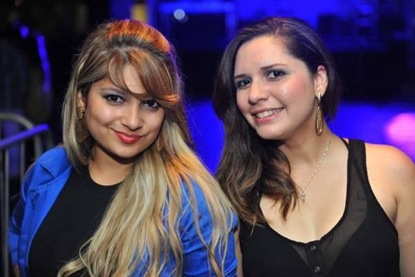 Alinie Suzan e Ariane Sousa (Luis Xavier de França/Esp. CB/D.A Press)