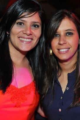 Adriane de Jesus e Ana Carolina Correia (Luis Xavier de França/Esp. CB/D.A Press)