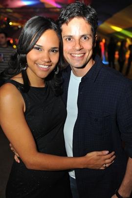 Beatriz Souza e João Fernandes (Luis Xavier de França/Esp. CB/D.A Press)