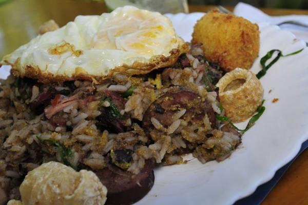 Mexidão de feijoada: alternativa para quem não quer um prato tão pesado  (Ed Alves/CB/D.A Press)