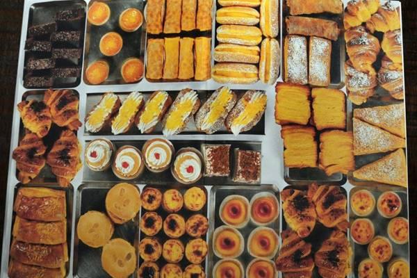 As sobremesas portuguesas serão feitas em fábrica perto do DF (Ed Alves/CB/D.A Press)