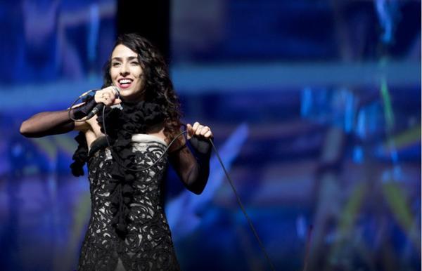 Marisa Monte apresenta turnê Verdade uma ilusão na capital (Catarina Henriques/Divulgação)