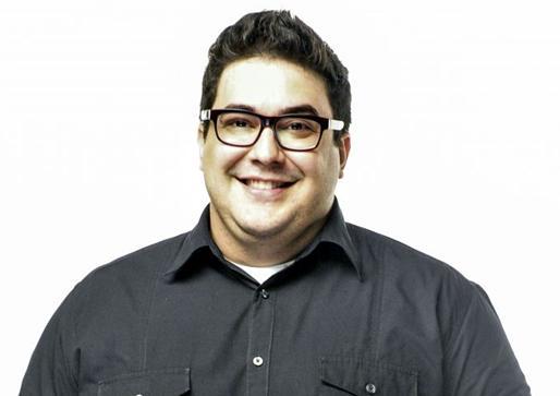 O ex-apresentador do Vídeo Show vai apresentar set com canções da house music (João Miguel Junior/TV Globo)