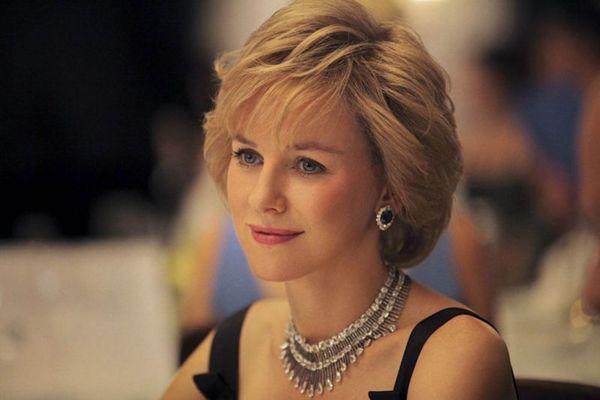 Com dois prêmios do Oscar, Naomi Watts vive Diana em filme com lotação minguada nos cinemas europeus (Imagem Filmes/Divulgação)