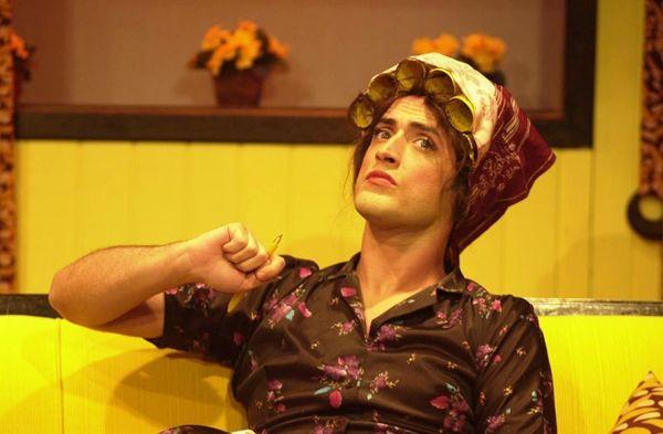 Minha mãe é uma peça migrou do teatro para as telonas: hoje, o espetáculo é bancado sem patrocínio (Cleomir Tavares/Divulgação)
