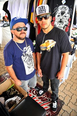 DJ Ocimar e Lucas Rodrigues (Luis Xavier de França/Esp. CB/D.A Press)