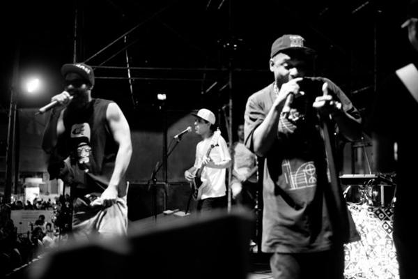 Além da banda BaianaSystem, outros DJs também tocarão na noite  (Cartaxo/Divulgação)