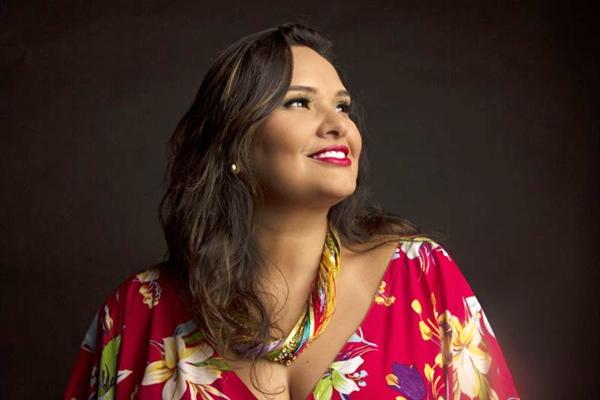 Representante do ritmo marabaixo, Emilia Monteiro vai comandar a noite (Thiago Sabino/Divulgação)