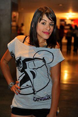 Maiara Rossi (Luis Xavier de França/Esp. CB/D.A Press)