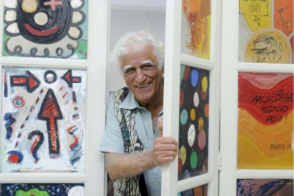 Ziraldo é o criador do famoso Menino Maluquinho  (TV Brasil/Divulgação)