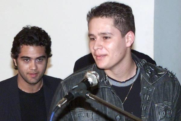 Em maio deste ano, a dupla Pedro e Thiago chegou ao fim após 11 anos de carreira (Givaldo Barbosa/D.A Press)