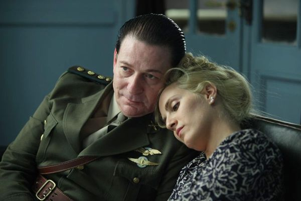 Juan (Osmar Núñez) e Evita Perón (Julieta Díaz): o casal que marcou a história da Argentina (Pablo de la Villa/Tucuman Filmes)
