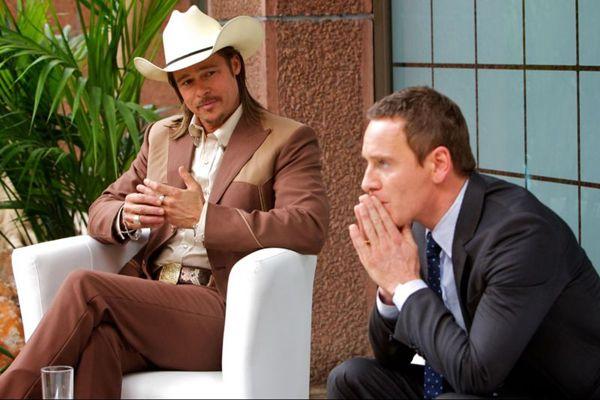 Brad Pitt e Michael Fassbender estrelam novo longa de Ridley Scott (Fox Film/Divulgação)