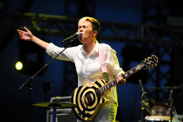 As canções de Gadú já fizeram sucesso em várias telenovelas  (Monique Renne/CB/D.A Press )