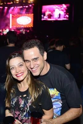 Ana Paula do Prado Cardoso e Ian Grosner (Daniel Ferreira/CB/D.A Press)