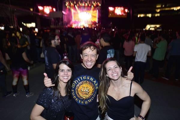 Ana Paula Nobrega, Marcelo Alves e Luciana Nobrega (Daniel Ferreira/CB/D.A Press)