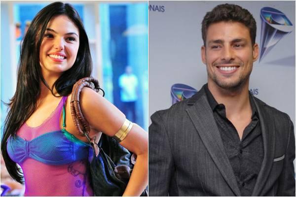 Os rumores sobre o suposto envolvimento do casal surgiram após as gravações da série Amores Roubados (Zé Paulo Cardeal/CB/D.A Press, João Miguel Júnior/TV Globo)
