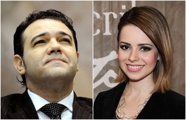 O deputado afirmou que, mesmo após as críticas, vai continuar orando por Sandy e Eliana (Evaristo SA/AFP Photo e Gil Rodrigues/Esp. Aqui BH/D.A Press)