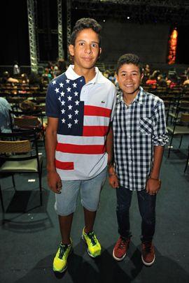 Luciano Silva e Bruno Marques (Luis Xavier de França/Esp. CB/D.A Press)