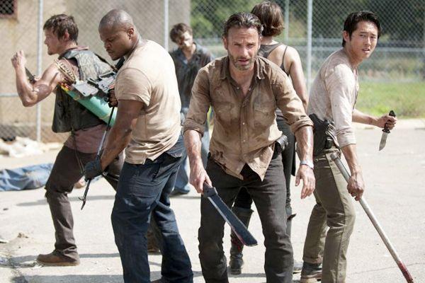 Atualmente, a exibição da série ocorre aos domingos nos EUA e às terças-feiras no Brasil, pelo canal pago Fox (AMC/Divulgação)