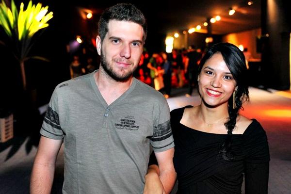 Renato Cavalcante e Amanda Aguiar (Luis Xavier de França/Esp. CB/D.A Press)
