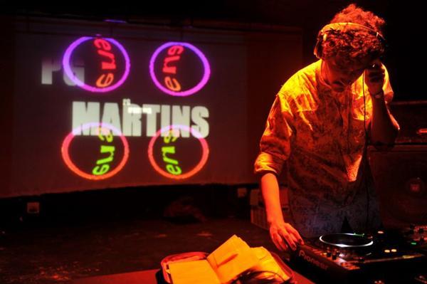 DJ PG Martins é uma das atrações da Ultra-morte (Luis Xavier de França/Esp. CB/D.A Press)