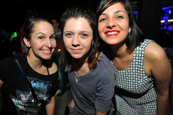 Clarissa Carvalho, Jane Santiago e Elizia Carvalho (Luis Xavier de França/Esp. CB/D.A Press)