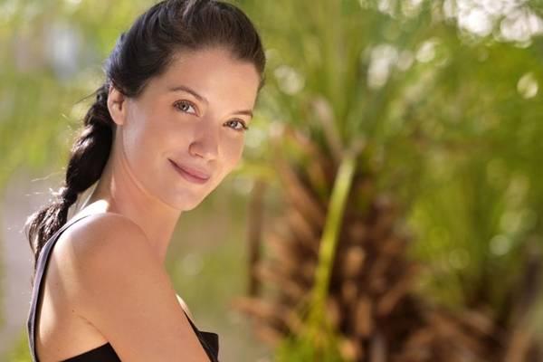 Atriz Nathalia Dill interpreta a personagem Sofia ( Luiza Dantas/CZN)