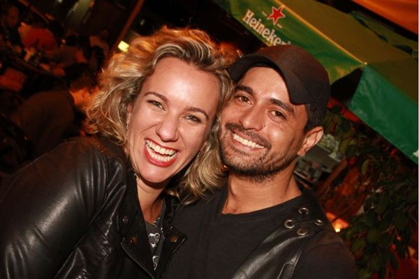Flavia Attuch e Renato Raphael (Lula Lopes/Esp. CB/D.A Press)