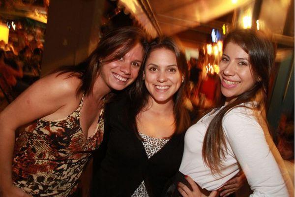Natasha Ferraz, Julia Coelho e Cristiani Telles (Lula Lopes/Esp. CB/D.A Press)