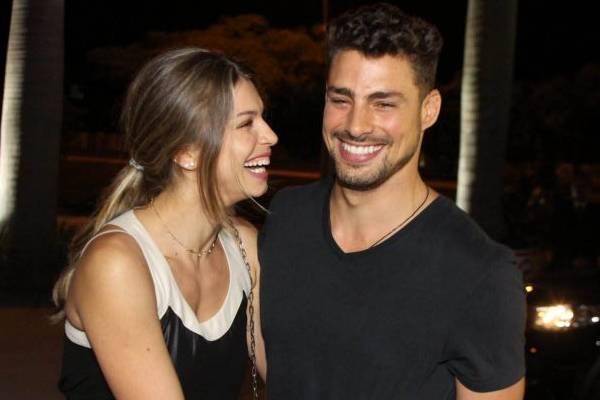 Os rumores da separação do casal surgiram nos últimos meses (Gil Rodrigues/Esp. Aqui BH/D.A Press)