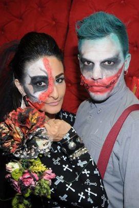 Patrícia Peronti e Railon Fernandes, na Victoria Haus (Butu Lima/Divulgação)