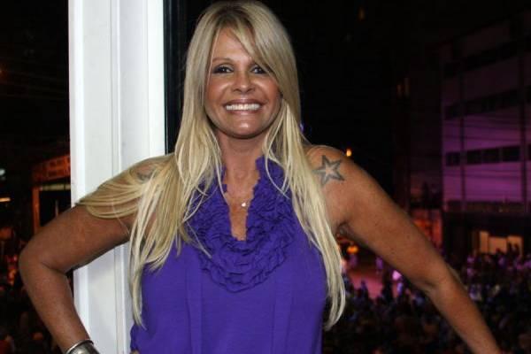 Evans participou do Melhor do Brasil para encontrar um namorado (Gil Rodrigues/Esp. Aqui BH)