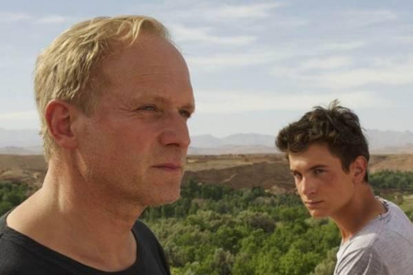 Filme de abertura, Saída Marrakech fala sobre a relação entre um pai e um filho durante viagem ao Marrocos  (German Films/Divulgação)
