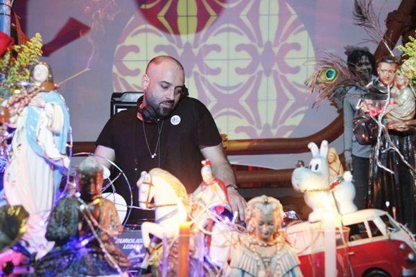 O DJ Rodrigo Penna é um dos residentes da festa (Arquivo Pessoal)