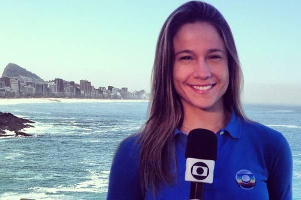 Fernanda Gentil comandará o Bolsa Redonda (Reprodução/Facebook@Fernanda Gentil)