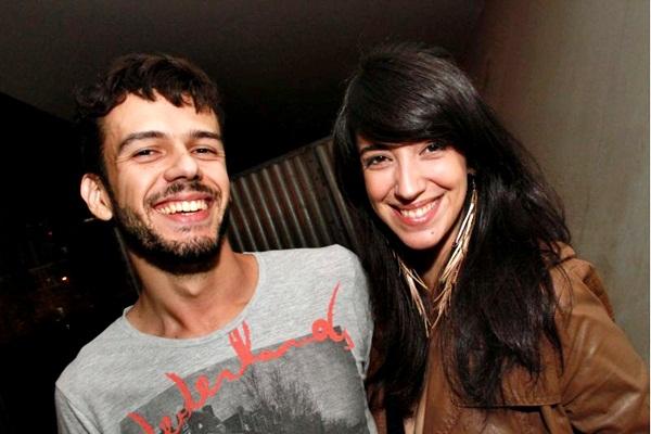Marcos Buiati e Camila Portela  (Lula Lopes/Esp. CB/D.A Press)