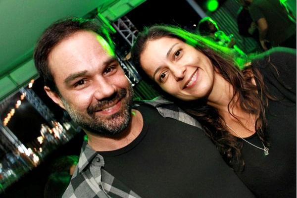 Dudu Maia e Juliana Nogueira  (Lula Lopes/Esp. CB/D.A Press)
