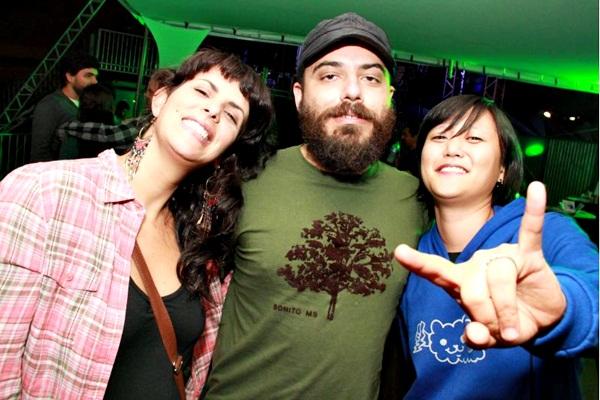 Claudia Daibert, Vava Afiouni e Jenny Choet (Lula Lopes/Esp. CB/D.A Press)